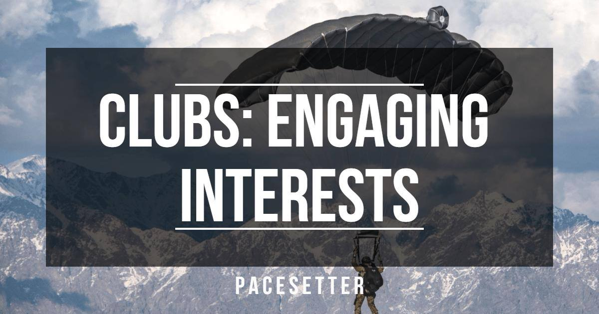 Clubs: Engaging Interest