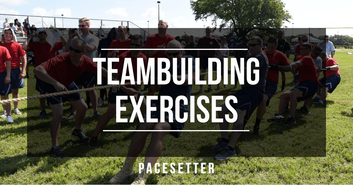 Teambuilding Exercises